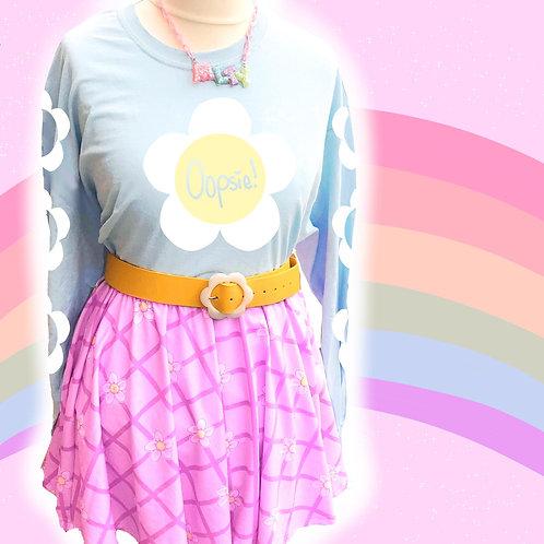 Daisy Daydream Skater Skirt