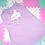 Thumbnail: Dreamy Lilac Slip Dress L/XL