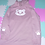 Thumbnail: Missy Hoodie Dress with Paws UK 18