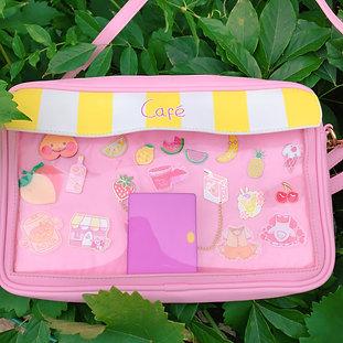 Cafe Ita Bag Pink
