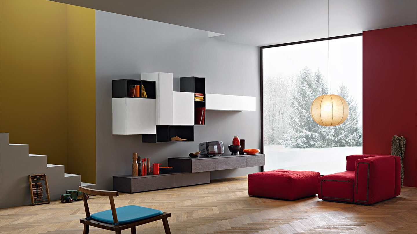 Modern Living Room Table Sets Oh La La Modern Wall Cabinets Wall Compostions Sideboards Buffets