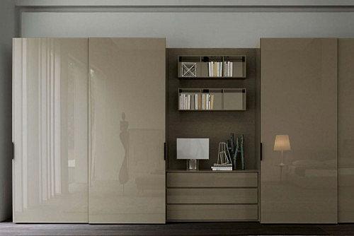 Los Gatos   Italian Modern Furniture   Interior Design   Modern Closet  Doors San Giacomo