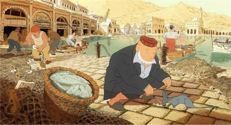 LE CHAT DU RABBIN - THE RABBI'S CAT