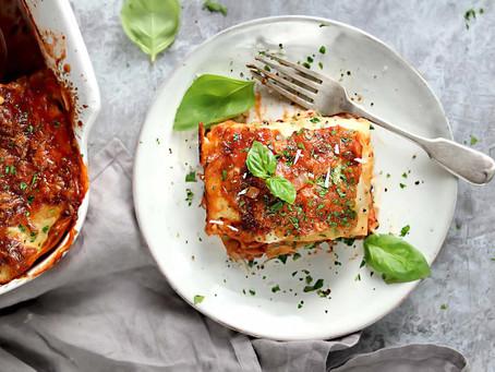 Lasagna Vegetariano