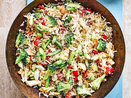 Fridge Fried Rice
