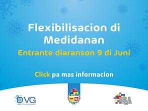 Flexibilisacion di Medidanan