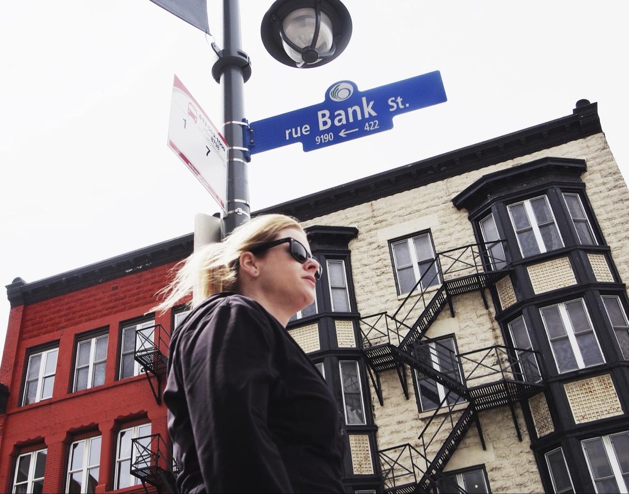 Bank St.