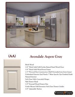 avondale aspen page