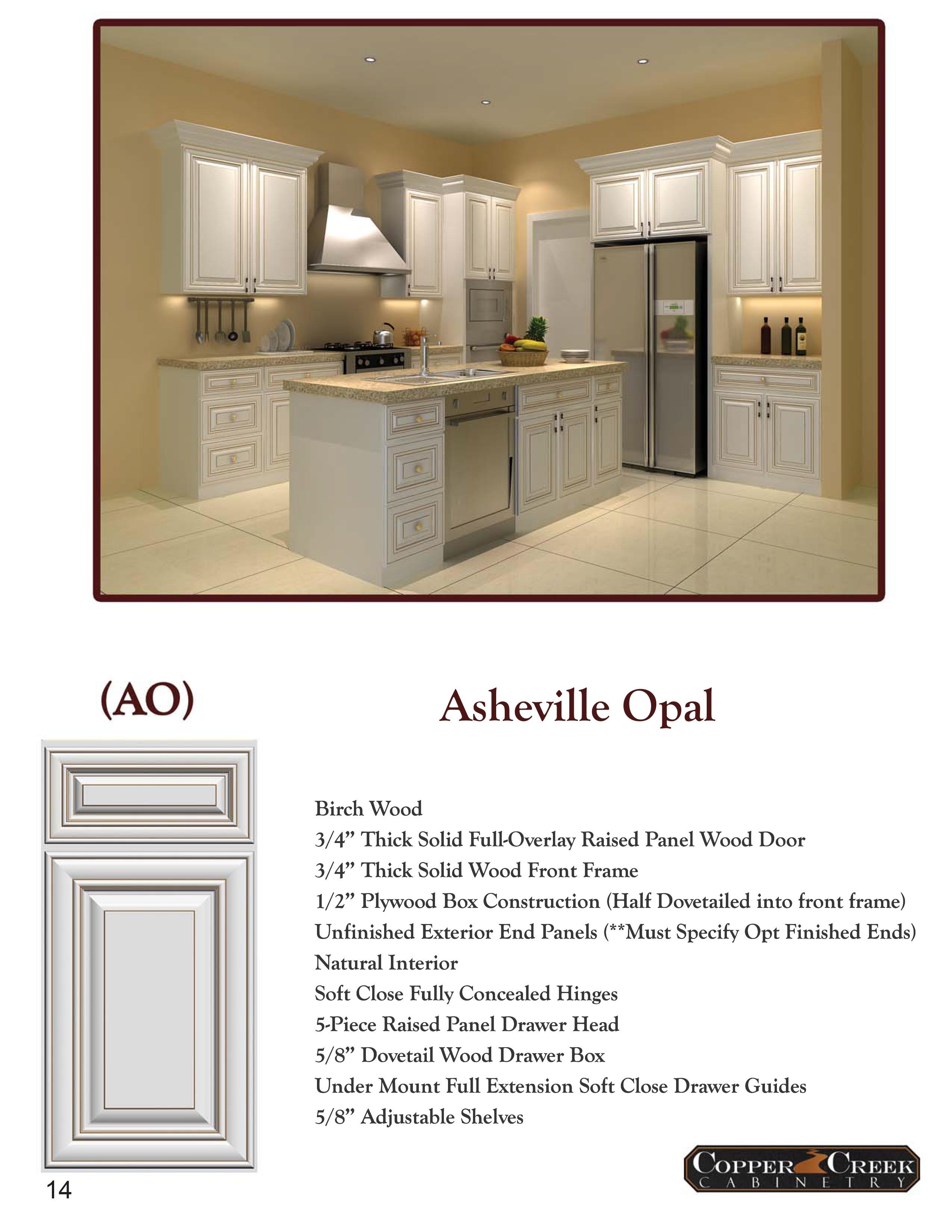 Asheville Opal page