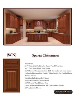 Sparta Cinnamon page