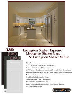 Livingstone Shaker page