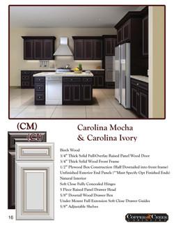 Carolina Mocha page