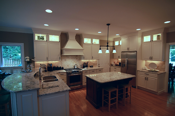 Kitchen Remodeling and design raleigh