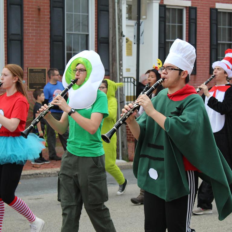 Media Halloween Parade