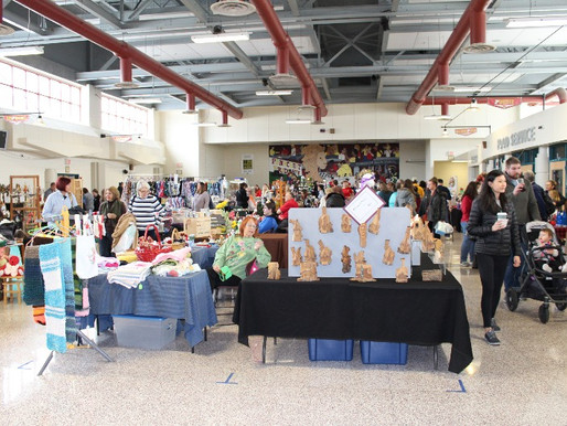OUR ANNUAL CRAFT SHOW IS BACK! SIGN UP TO BE A VENDOR!