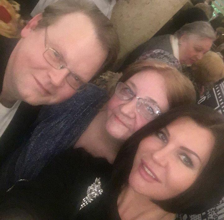 На вечере вместе с композитором Еленой Суржиковой и певицей, продюсером Светланой Фед.jpg