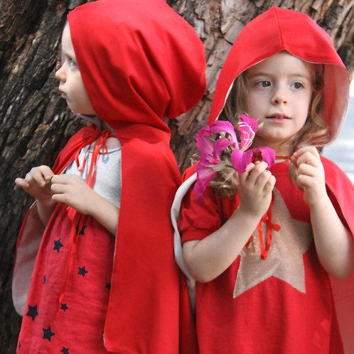 Capa Chapeuzinho Vermelho