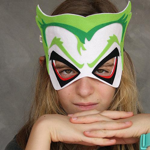 Máscaras Vilões