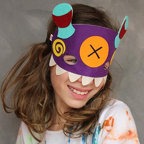 Máscaras Do Outro Mundo
