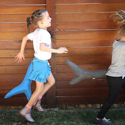 Cauda Tubarão