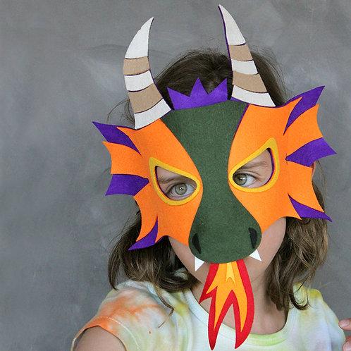 Máscaras Dragão