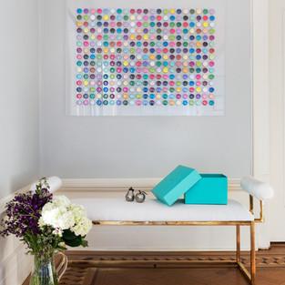 Custom art Foyer