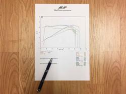 Jadus Dyno Graph
