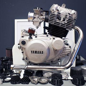 SR250 Engine Upgrades
