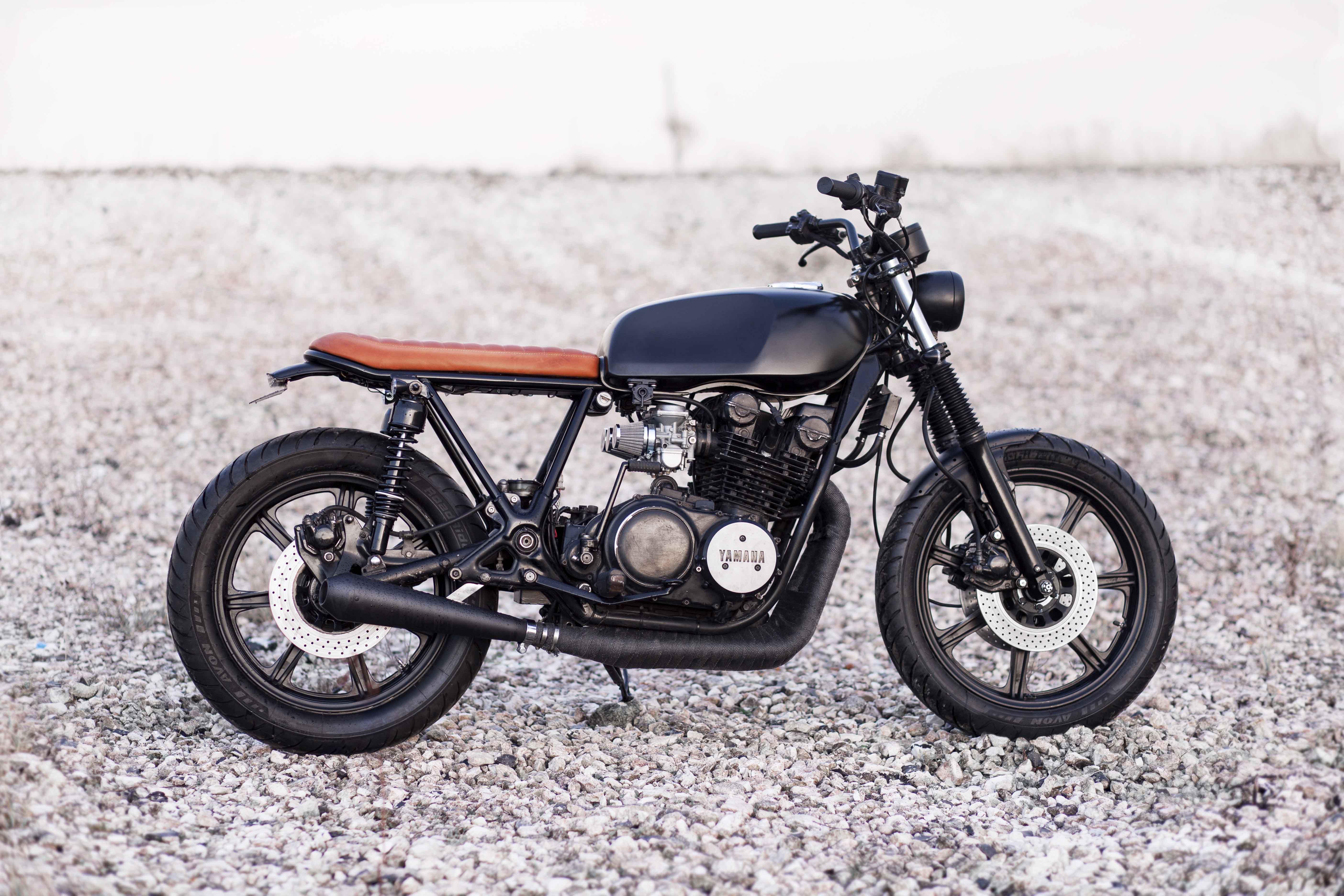 Jadus Yamaha XS750 Brat Style