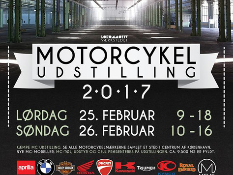 2017 Copenhagen motorcycle show impressions