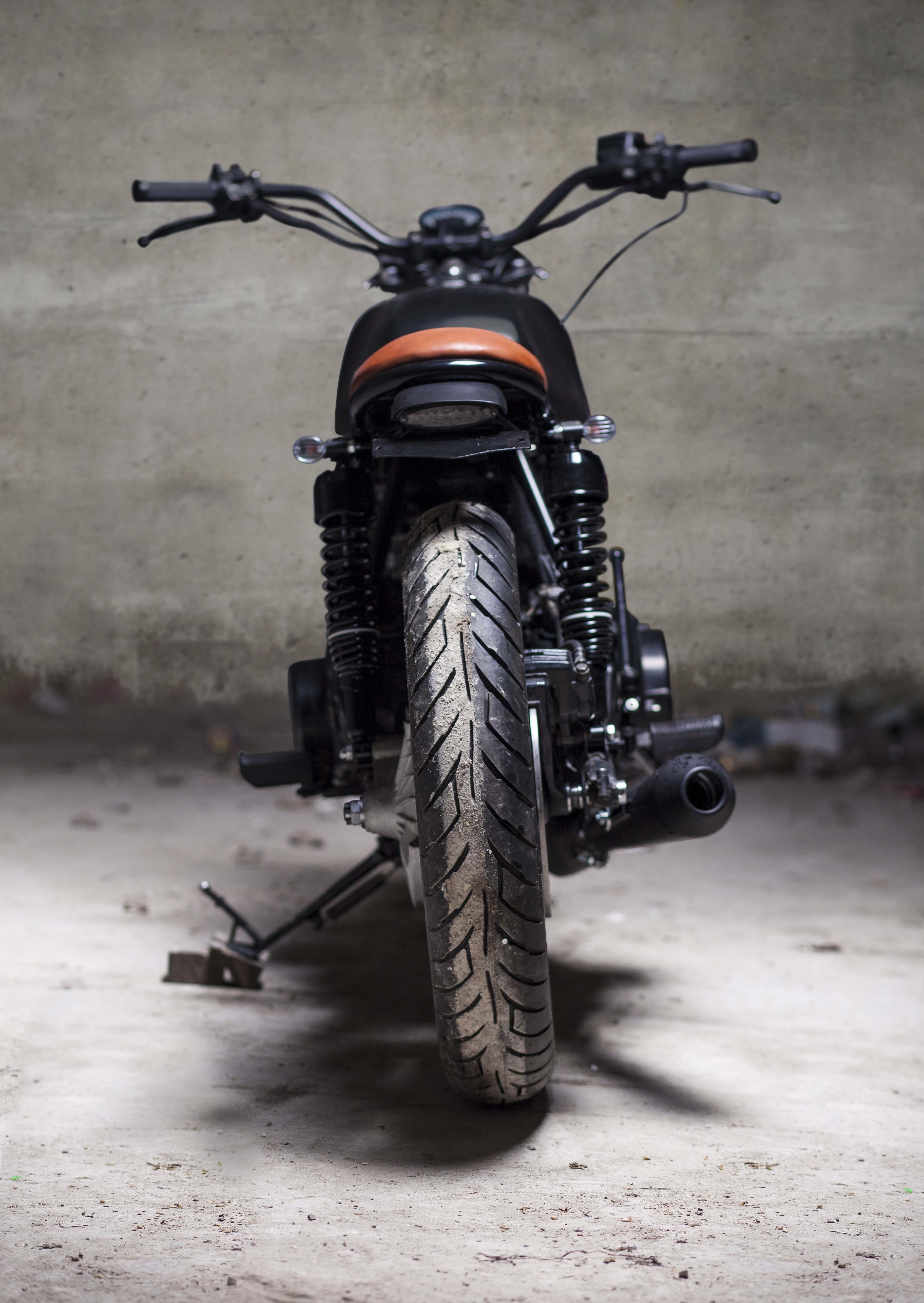 XS750 Tail Light