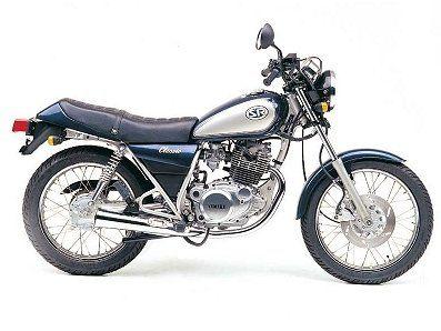 YamahaSR250Classic