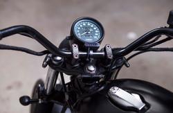 XS 750 Speedo