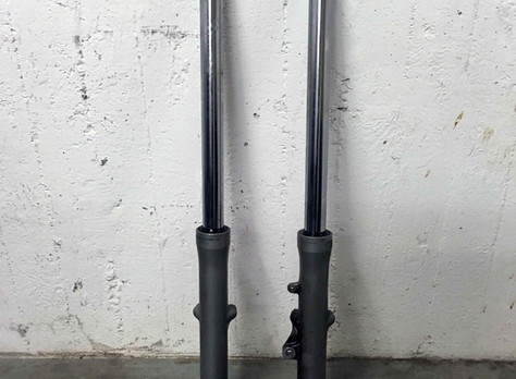 SR250 Classic Fork Rebuild/Seal Replacement