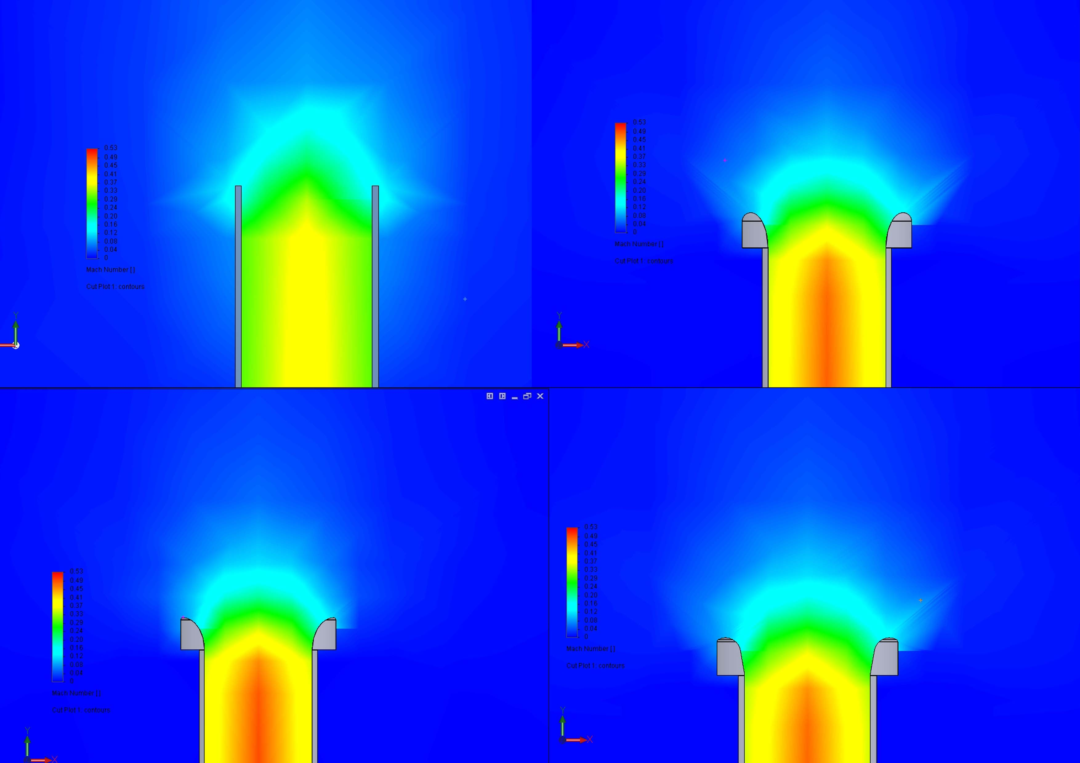 Bellmouth Intake Simulations