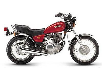 YamahaSR250Special