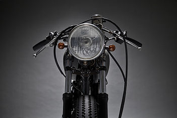 SR250 parts custom