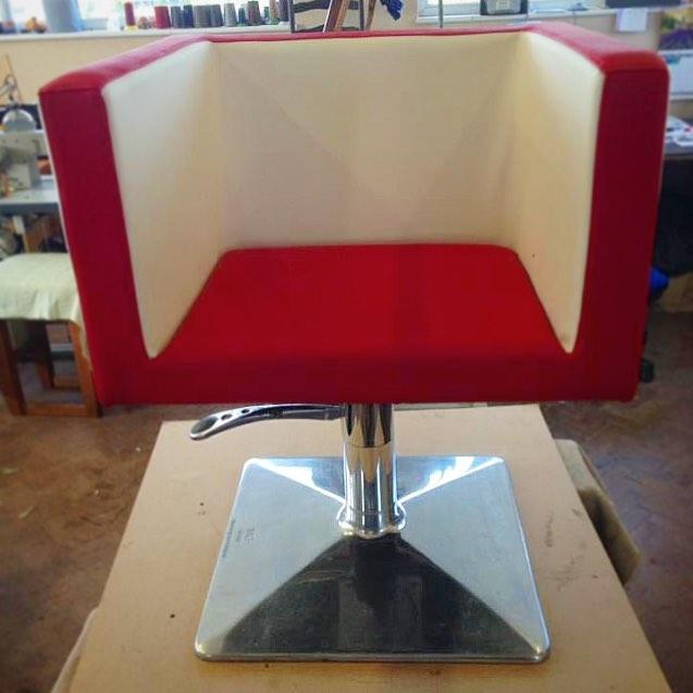 F.A Porsche Hair Dressers Chair
