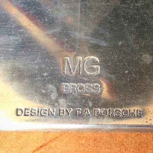 F.A. Porsche MG Bross