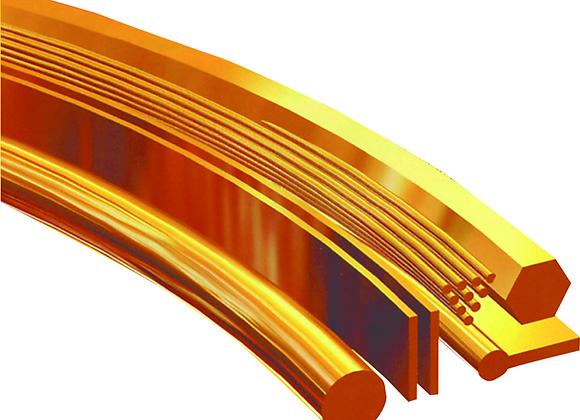 Messingstange CW617N,  Preis ab 550 EUR/100 kg nach Abfrage
