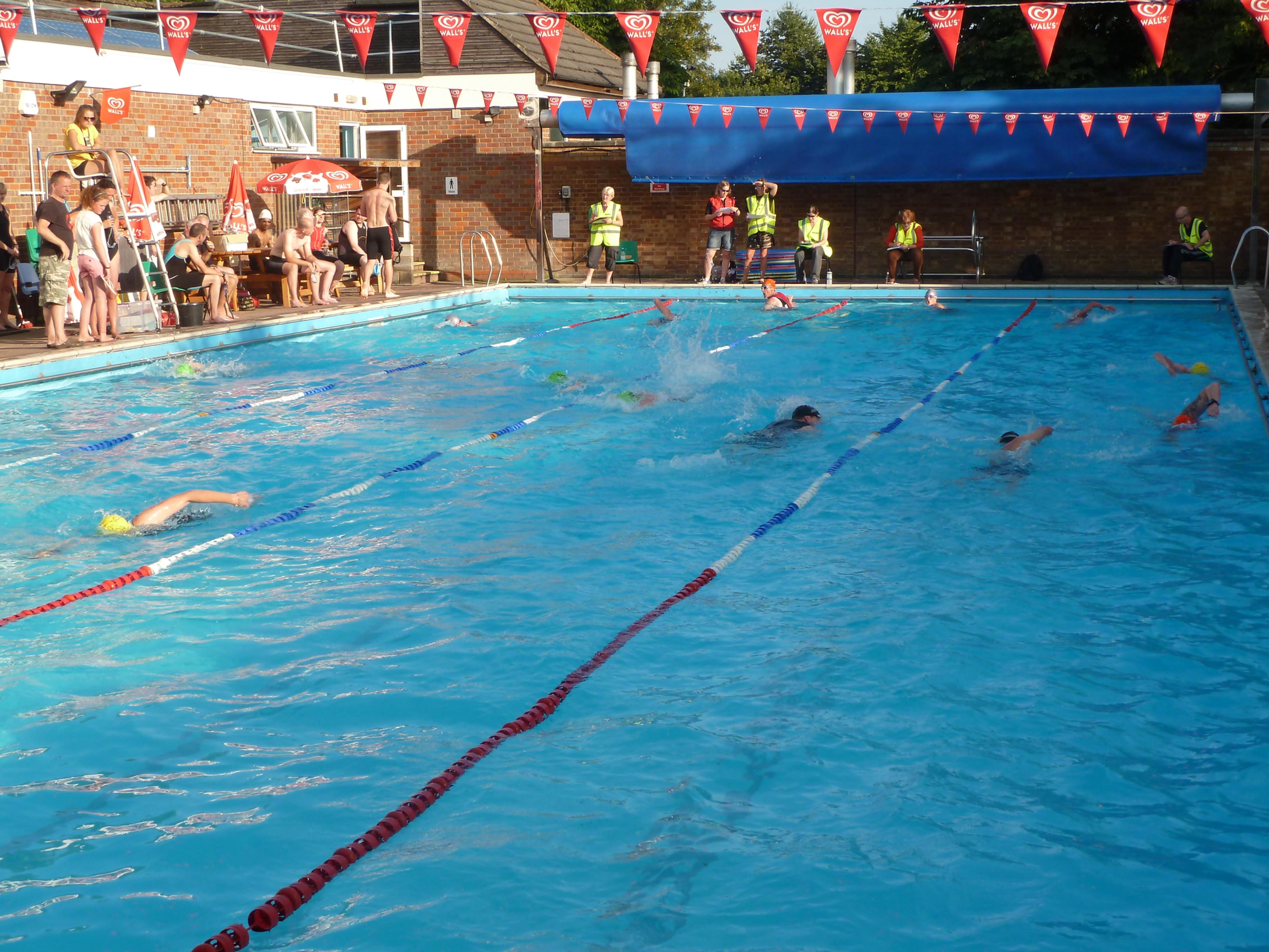Thursday Swim