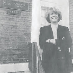 "Annie Plummer (Bennett) ""A First Step in Battling Substance Abuse"" by Jane Prendergast The Cincinnati Enquirer"