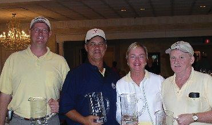 Prospect House Golf Event Winners