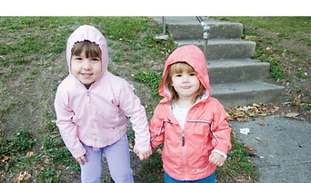 Children of First Step Home Client