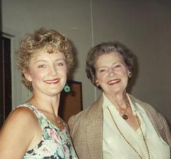 Mary Ann Heekin and Bobbie Stern