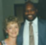 Mary Ann Heekin and Ernie Mioner