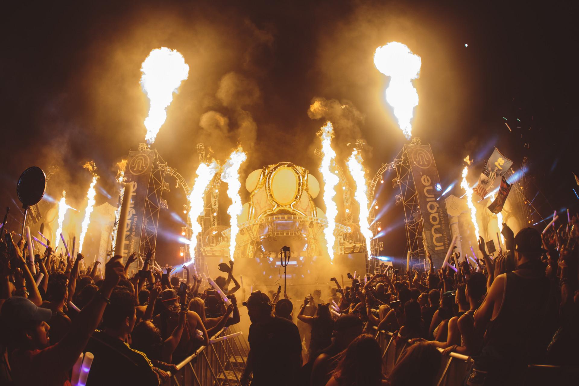 Galantis, Imagine Music Festival 2018
