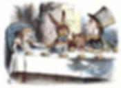 John_Tenniel-_Alices_mad_tea_party_colou