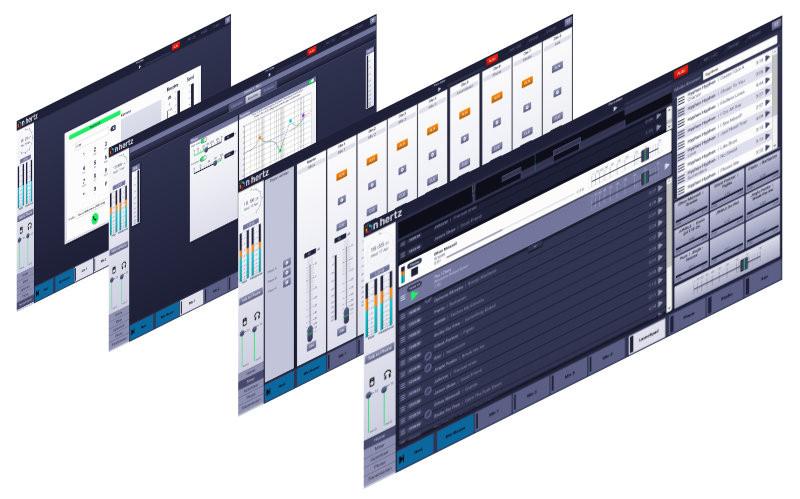 On-Hertz - Lumo - All-in-one software radio studio