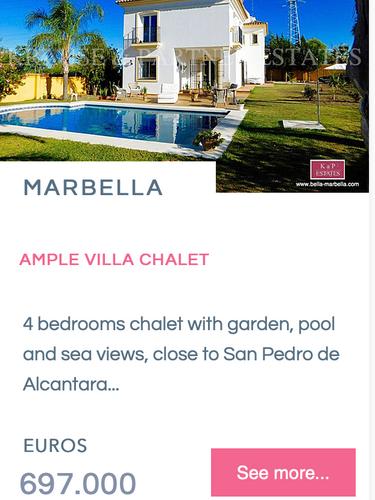 Villa Chalet - Marbella - Benahavís